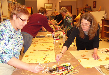 Upcoming Art Classes