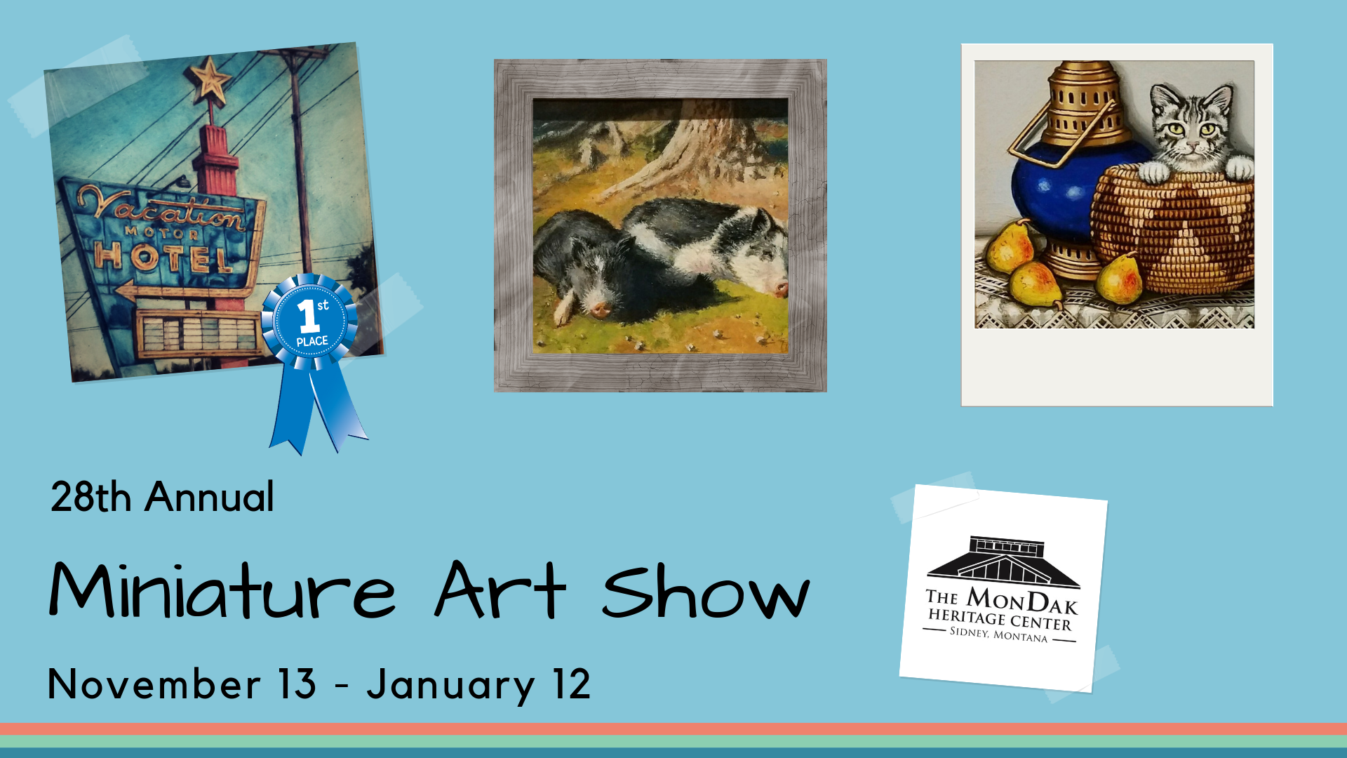 Miniature Art Show