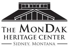 MonDak Heritage Center