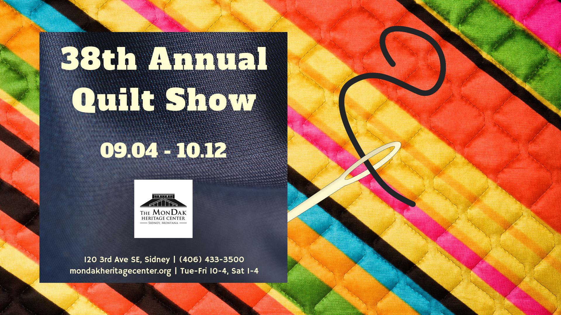 Quilt & Needlework Show